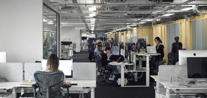 DeepMind kantoor in Londen
