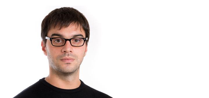onderzoeker Francesco Ciompi. Ciompi werkt aan de Diagnostic Image Analysis Group van het Radboudumc
